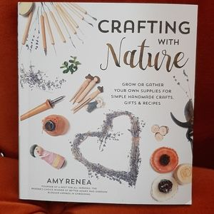 Crafting with Nature book